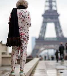 obsessed : paris fashion week style
