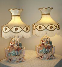 Capodimonte Lamps On Pinterest Table Lamps Porcelain