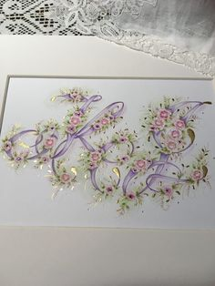 Meet Heather Held of Heather Victoria Held - Voyage Chicago Calligraphy Flowers, Calligraphy Drawing, Beautiful Calligraphy, Hand Lettering Alphabet, Alphabet Art, Script Lettering, Wedding Letters, Chicago Chicago, Alphabet Coloring Pages