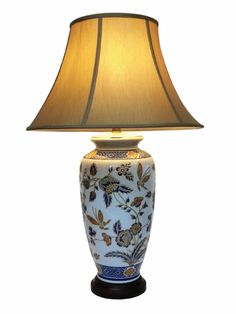 Yangzhou Chinese Porcelain Table Lamp