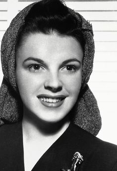 Judy Garland, 1942....................