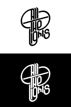 All the Lights by Joao Oliveira, via Behance