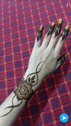 Full Mehndi Designs, Latest Henna Designs, Mehndi Designs For Fingers, Beautiful Henna Designs, Beautiful Mehndi, Henna Tattoo Designs, Simple Henna Patterns, Henna Art, Mehndi Art