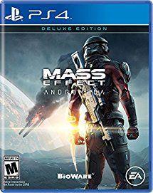 Mass Effect Andromeda: PS4 VG MAS