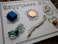 "cute ""happiness kit"""
