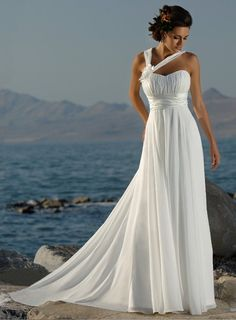 great for beach weddings