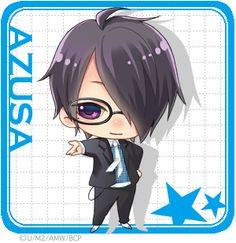 Azusa (Brothers Conflict)