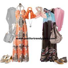 Trendy hijab fashion style | justfortrendygirls