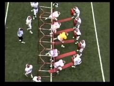 X&O Labs- Temple Offensive Line Drills - YouTube