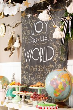 Joy to the World! From Lay Baby Lay.