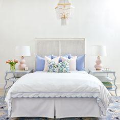 Contemporary Bedroom, Modern Bedroom, Master Bedroom, Master Suite, Bedroom Red, Periwinkle Bedroom, White Bedrooms, Single Bedroom, Bedroom Windows