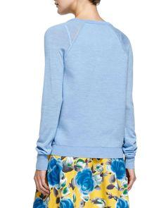 Grayson Wool Sweater