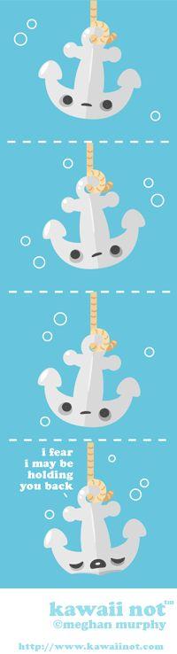 Anchors Away (Kawaii Not Comic)