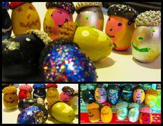 Acorn Crafts from HomeSchool Girls
