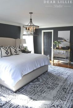 home_decor - 38 Small Master Bedroom Renovation for This Winter Home Decor Bedroom, Bedroom Diy, Master Bedroom Renovation, Bedroom Colors, Small Master Bedroom, Home, Home Bedroom, Modern Bedroom, Home Decor