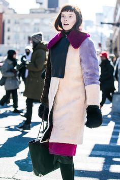 fwah2016 Street looks a la Fashion Week automne-hiver 2016-2017 de New York 95