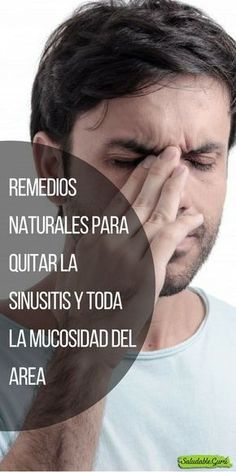 dolor frente sinusitis remedio