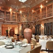 The SAXON Restaurant, Johannesburg Pretoria, Fabulous Foods, South Africa, Beautiful Places, Table Settings, Cottage, Mansions, House Styles, Travel Destinations