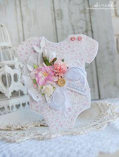 Открытки на рождения ребенка своими руками. Шаблон