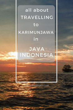 The main island of the Karimunjawa archipelago is itself called Karimunjawa and is home to a small main town called.. you guessed it.. Karimunjawa. The archipelago is a charming place, where time seems to become irrelevant and living is easy. Read about our stay there!