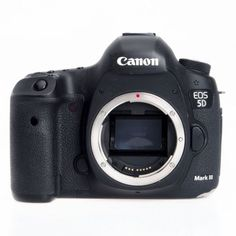 Canon EOS 5D Mark III 22.3 MP Full Frame Digital SLR Camera 5260B002