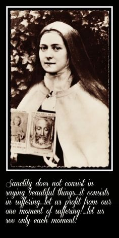 Letter's St.Therese Vol.1