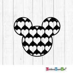 Download Animal print Mickey head SVG Bundle - Animal Kingdom svg ...