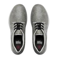 45c271ec2d26cb Sporty-Pop™ Suede Sneaker Fitflop