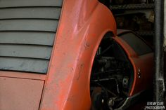 This Lamborghini Miura Is A Family Heirloom Barn Find - Petrolicious