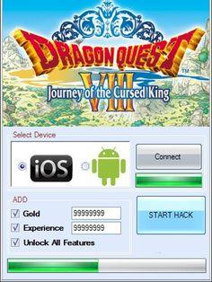 Dragon Quest VIII Hack Tool