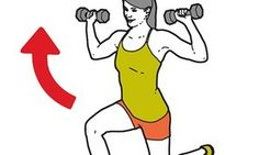 Is it worth doing lunges? Exercise review | Life and style | The Guardian