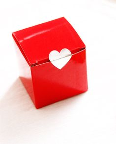 Mini Gift Boxes - RED