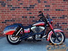 Photo of a 2014 Harley-Davidson® FLD Dyna® Switchback™