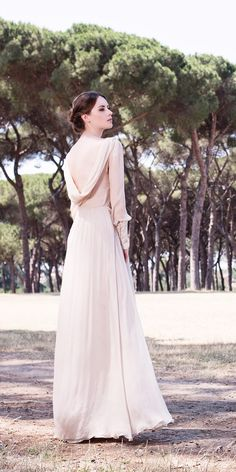 30 Casual Wedding Dresses For Smart Lady ❤ See more: http://www.weddingforward.com/casual-wedding-dresses/ #wedding