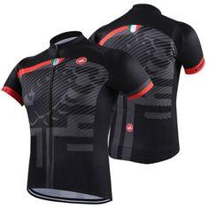 Mens-Team-Cycling-Short-Jerseys-Road-Bicycle-Shirts-Tops-S-M-L-XL-XXL-XXXL