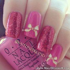 cute nail design - Nail Designs & Nail Art