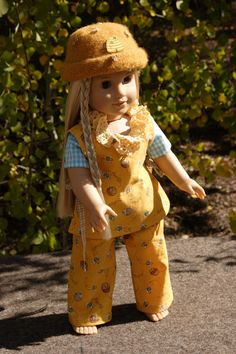 1970s American Girl Doll Outfit Pants by The2ndLifeMercantile, $55.00