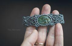 Тонкий браслет. Плетеные украшения. macrame micromacrame  #браслет #макраме #украшения #микромакраме #micromacrame #macrame #bracelet #jewelry