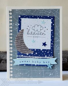 Card created using @pebblesinc #specialdelivery collection created by @SuzannaLee72 #cardmaking