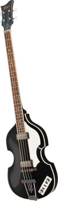 Hofner H500/1-CT Contemporary Series Violin Bass Guitar Black (via Musician's Friend)