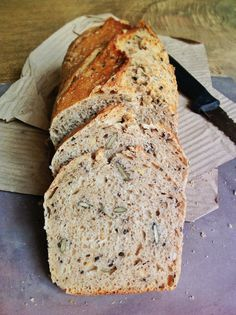 Biscuit Bread, Pan Bread, Bread Baking, Food N, Food And Drink, Bread Maker Recipes, Tasty Bites, Bread And Pastries, Dessert Drinks