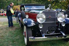 1930 Cadillac V16 All Weather Phaeton #cadillac #vintagecars
