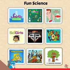 Watch many great educational videos for kids on demand online Learning Resources, Fun Learning, Tv Channels, Great Tv Shows, Educational Videos, Treehouse, Kids Education, Android Apps, Elementary Schools