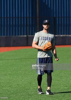 Daniel Norris, DET//Feb 18, 2016 at TigerTown
