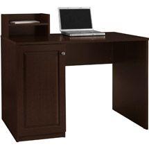 Walmart: Bush Cobalt Collection Single Pedestal Desk, Multiple Finishes