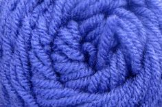Blue Yarn - Flickr - Photo Sharing!