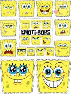 Muddy Colors SpongeBob SquarePants In Steps Drawing - Spongebob decals for cars