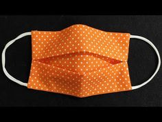 Face Mask Sewing Tutorial / How to make Face Mask with Filter Pocket / DIY Cloth Face Mask Sewing Hacks, Sewing Tutorials, Sewing Crafts, Sewing Projects, Diy Crafts, Easy Face Masks, Diy Face Mask, Diy Mask, Sewing Techniques
