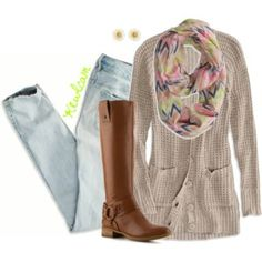 American Eagle Styled Outfit