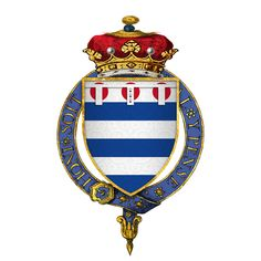The arms of Thomas Grey, 1st Marquess of Dorset (eldest son of Elizabeth Woodville and her first husband Sir John Grey of Groby)